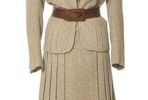 1920's skirts