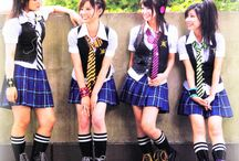 Japán zenészek