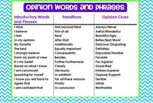 Let's Talk Unit of Work Persuasive Writing