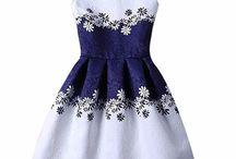 Modelo de roupas para Valentina