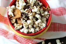 Vegan Snacks / Amazing snack recipes for anyone who loves snacking as much as I do! http://themostlyhealthy.com