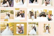 Wedding Album Layouts