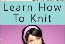 Learn Knitting