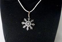 NEIGE ET HIVER SUR UN GRAND MARCHE / créations et accessoires sur le thème hiver et neige sur Un Grand Marché