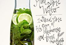Water Infusions
