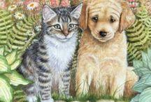 painting animal