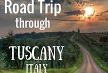Under the Tuscan Sun / Must sees while traveling in Tuscany