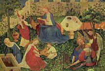 Jardín Medieval