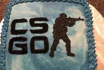 Nevada's Birthday Cake