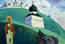 Nicholas Roerich Paintings