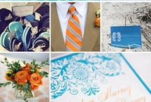 Orange Weddings  / by LPA Weddings