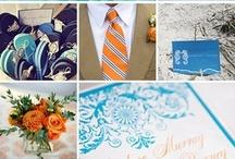 Orange Weddings  / by LPA Weddings