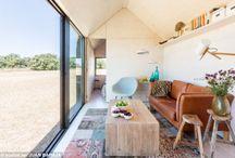Miniature Living Spaces