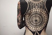 Dotwork Tattoos