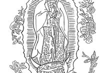 Our Lady of Guadalupe / by Guadalupe Martinez