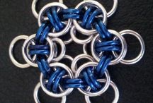 Chainmaille Medallions