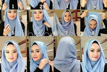 Tutorials hijab