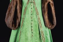 Costumes~Antique Clothing