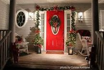 Outdoor Christmas Decor /  Outdoor Christmas Decor