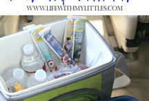 Traveling with littles / by Corie Self
