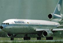 Sabena / Sabena Airlines, from 1923- 2001