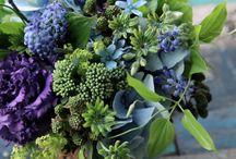 arrangement flower / beautiful