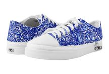 Custom printed shoes / Be original with these zipzshoes custom printed canvas shoes. Perfect for the sneakerheads