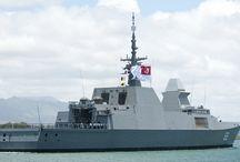 worls naval ships