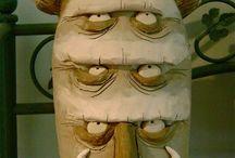 Escultura y cerámica