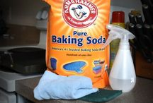Cleaning Baking Soda