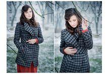 SnowWhite AvA LookBook Winter '13 / avacoats avaskirts avadress
