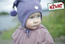 Kivat / Supre luer i god kvalitet, produsert i Finland :) Ulike modeller i ren bomull, ren ull eller tolags med begge deler.