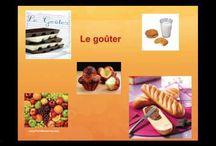 FLE: Nourriture - gouter