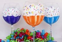 Wine Glasses / by Christy Thomas