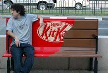 Creative marketing & street art