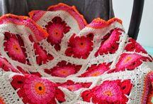 Crochet blankets & colorinspiration
