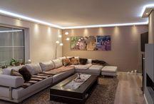 Wohnzimmer led