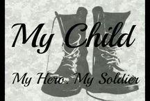 Military Mom / by Rene' Wilson (Kiser)