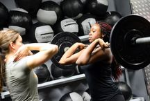 Beautifully Strong / Research from The Gym has shown that women and weights are experiencing an unprecedented boom in popularity.  Here are some amazing ladies who are inspiring us to work out and acheive some beautifully strong muscles!   www.promotepr.com | @PromotePR