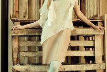 Fashion / Rękodzieło Artystyczne Ubioru. Wysokiej jakości przędze ,włóczki ,jedwabne ,wiskozowe i naturalne tkaniny