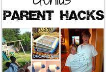 Parenting Hacks / Parenting Hacks