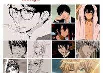Anime and manga