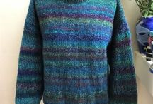 Marble Chunky Sweaters by Bexknitwear