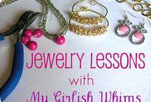 Jewelry Making DIY / by Beth Hunley