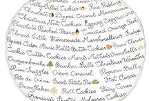 Cookies! / Traditional cookie favorites