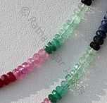 Precious Gemstone Beads / Precious Gemstone Beads by Ratna Sagar Jewels at wholesale prices