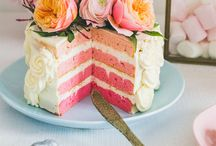 flowers cake / Inspiration cakes