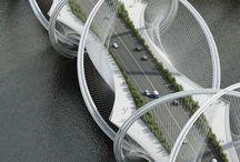 Puentes Cables arriostrados
