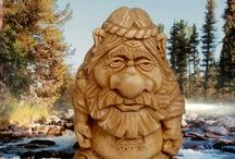 Holzcarving