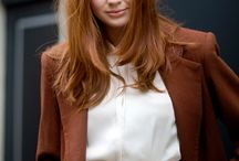 ginger hair colour